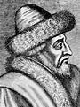Vasily III | grand prince of Moscow | Britannica.com
