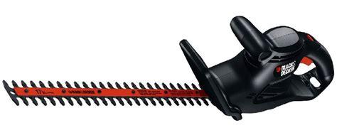 "Black & Decker 17"" Blade Hedge Trimmer  Easy Backyard"