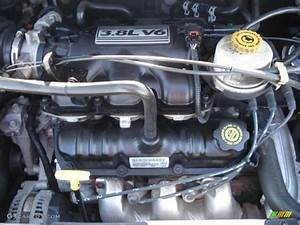 2003 Chrysler Town  U0026 Country Lxi 3 8l Ohv 12v V6 Engine