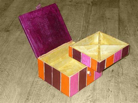boite en a fabriquer fabriquer boite a bijoux en sedgu