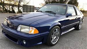 Test Drive 1989 Ford Mustang Gt SOLD for $12,900 Maple Motors - YouTube