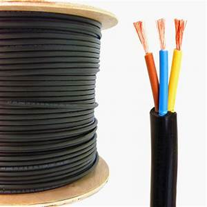 3 Core Electrical Cable  2 5mm Electrical Cable  Copper