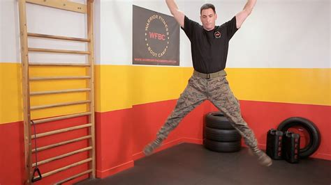 How To Do A by How To Do A Jump Warrior Fitness