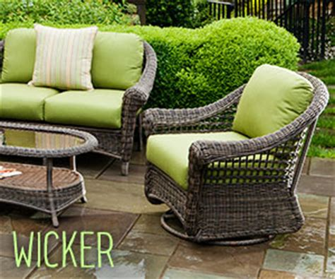wicker patio furniture homestead gardens inc