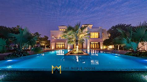 dubai homes million dollar luxury estate