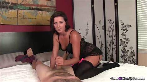 Perverted Brunette MILF Handjob Free HD Porn D XHamster