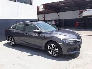 Honda Civic Essence : honda civic sedan 2016 essence 215874 occasion rabat maroc ~ Medecine-chirurgie-esthetiques.com Avis de Voitures