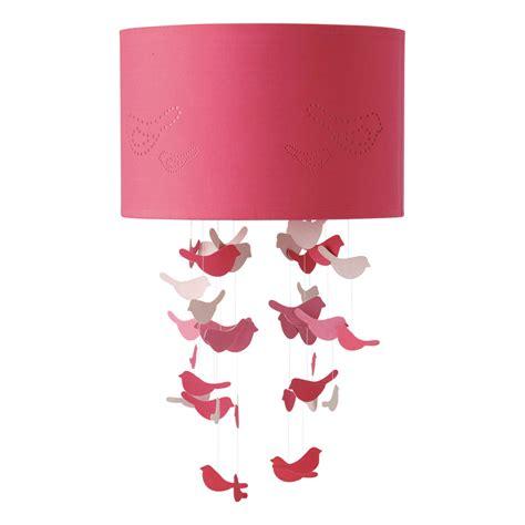hängeleuchte us stoff rosa ohne elektrischen anschluss d