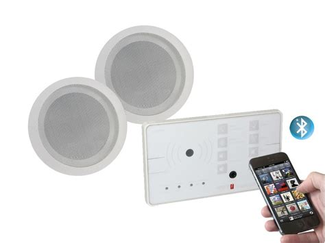 Keene Klab20db In Wall Fm Radio Bluetooth Amplifier 5