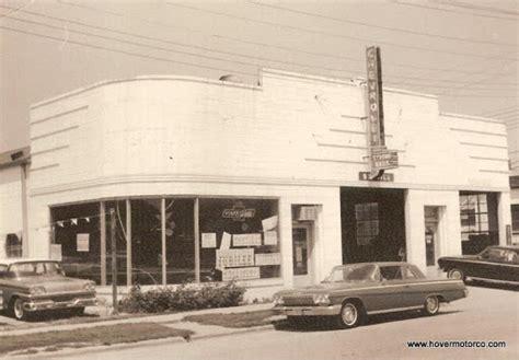 Vintage Car Dealership Photos From