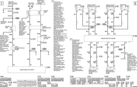 2004 Mitsubishi Endeavor Radio Wiring by I Need A Wiring Diagram For Stereo Radio 2004 Endevor
