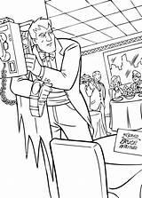 Coloring Pages Restaurant Batman Wayne Bruce Printable Getcolorings Super Getdrawings sketch template