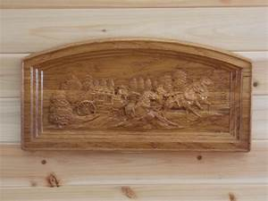Hand crafted stagecoach country western wall decor rustic