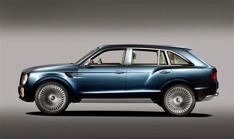 Smaller Bentley Suv To Follow Full Size Model Carscoops Com