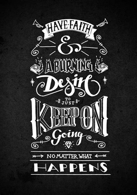 25+ Beautiful Yet Inspiring Typography Design Quotes