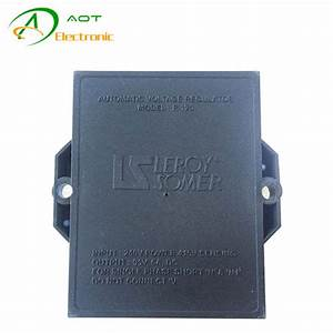 Generator Avr R120 Ac Automatic Voltage Regulator Circuit