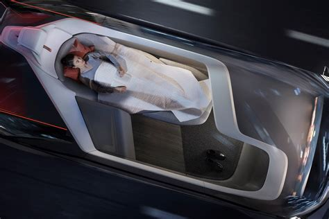 Volvo's Driverless Car Is Designed To Replace Flying