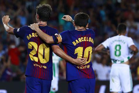 LIVE: Real Betis V Barcelona - BeSoccer