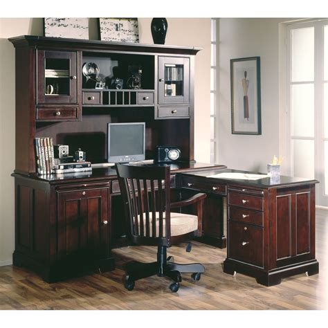 l shaped desk and hutch have to have it riverside urban crossings l shaped desk