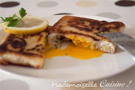 bricks au thon recette de cuisine mademoiselle cuisine