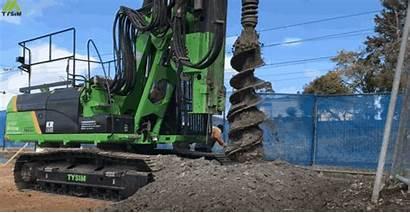 Drilling Construction Rig Rotary Pile Deep Tysim