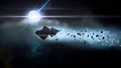 Comet Space 4k