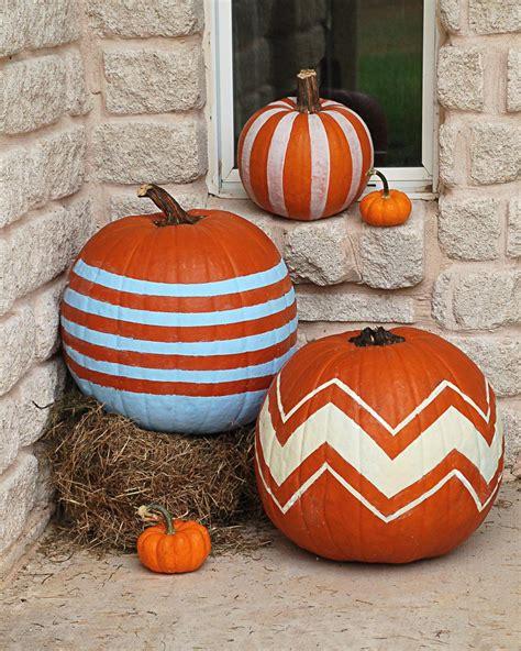 Nocarve Pumpkin Decorating Ideas Hgtv