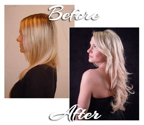 hair salon specializing  extensions  coloring spring