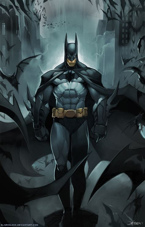 Gaming Rocks On Animecartooncomic Art 2 Batman Gallery