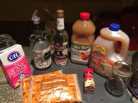 apple pie moonshine everclear