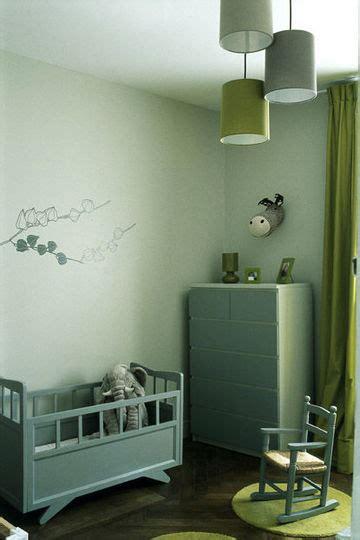 chambre garcon vert et gris chambres d 39 enfants en pleine nature