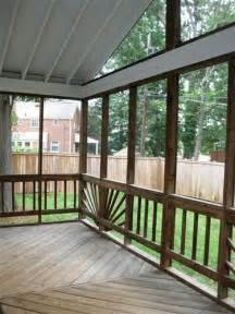 Glass Enclosed Deck by Enclosed Patio Pictures And Ideas
