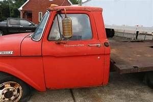 1962 Ford F350 Flatbed 2wd Dually  For Sale