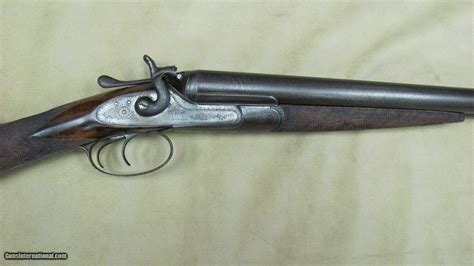 Purdey Antique Hammer Double Barrel 12 Gauge Shotgun