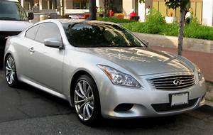 2008 Infiniti G37 Coupe Sport 2dr Rear