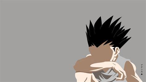 gon hunterxhunter anime canvas x