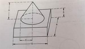 Volumen Quader Berechnen : volumen oberfl che und volumen berechnen werkst ck aus quader und kegel mathelounge ~ Themetempest.com Abrechnung