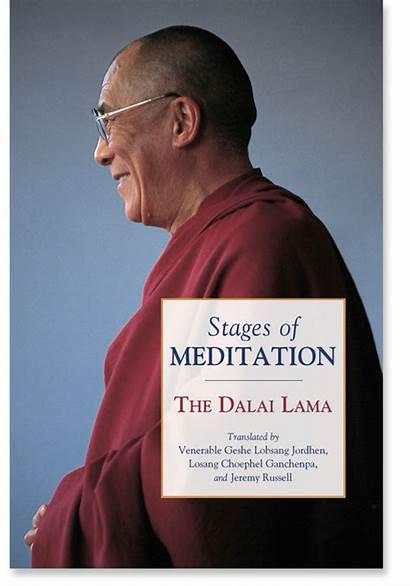 Meditation Lama Dalai Shambhala Books