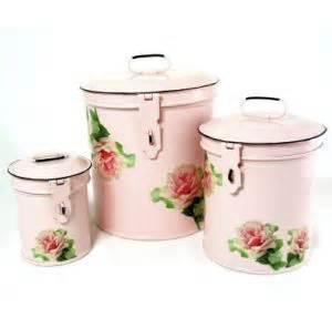 vintage kitchen storage tins 124 best images about pink kitchen on toaster 6834