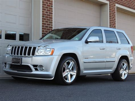 Used Jeep Srt8 by 2007 Jeep Grand Srt8 Stock 502498 For Sale Near