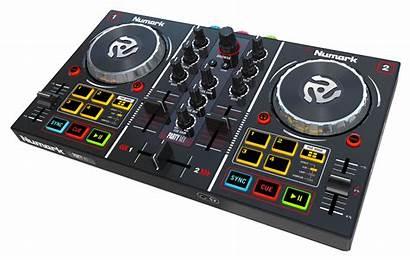 Numark Mix Party Cue Dj Controller Using
