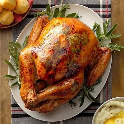 Turkey Roasted Herb Apple Recipes Recipe Taste