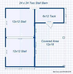 Horse Barn Apartment Floor Plans