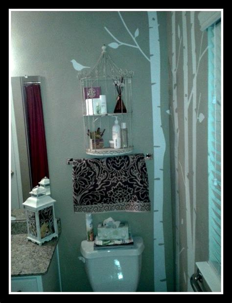 Interior And Bedroom Bird Bathroom Decor