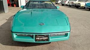 1987 Chevrolet Corvette 5 7l 350 V8 Hatchback Coupe T Tops