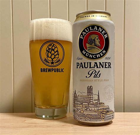 Paulaner Pils Triumphant Return to America
