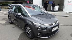 2017 Citroen Grand C4 Picasso Selection