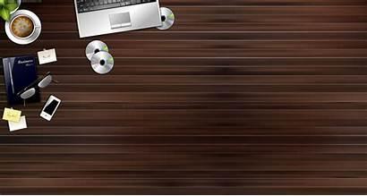 Office Background Desktop Desk Backgrounds Space Wallpapers