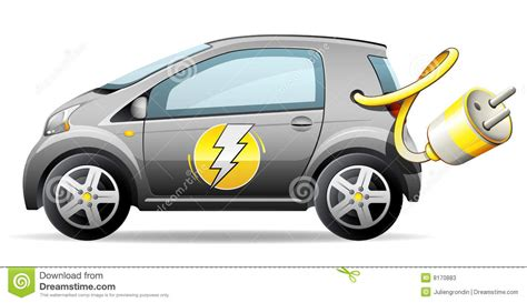 Compact Electric Cars by Compact Electric Car Stock Photos Image 8170883