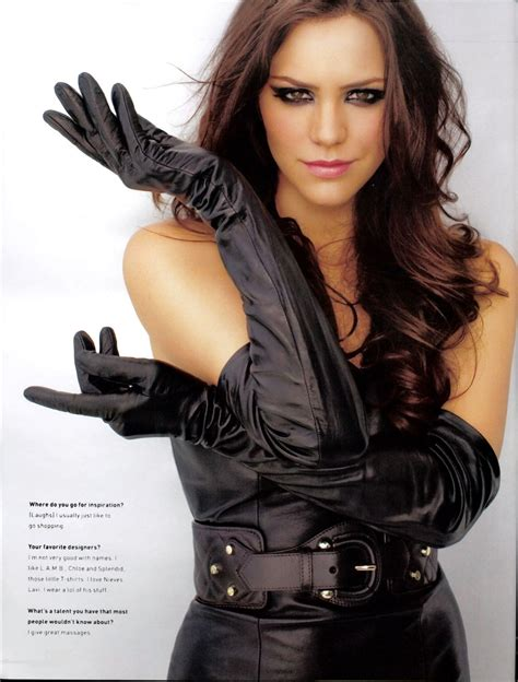 hottest woman  katharine mcphee scorpion
